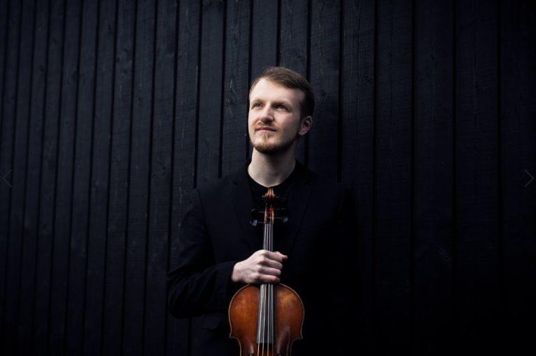 Martin Moriarty - Violist